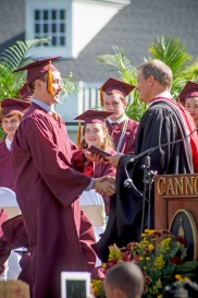Class of 2013 Commencement