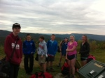 Outward Bound puts students into home groups for three days.