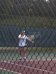 Varsity Tennis wins on Tuesday night