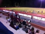 Cannon Band plays amazing music at the football games.