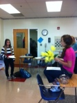 """Preparing a """"Fred"""" scene in English II to show the value of character motivation."""
