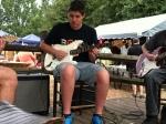 Felix performed in Davidson this weekend.