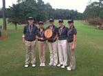 Girls Varsity Golf team makes us proud.