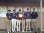 State Champs for third year !!