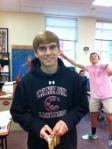 Batchelor joins student council