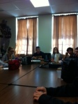 Student Council met yesterday to discuss fundraising for Senior Day Away.