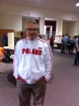 Mr. Kmidowski supports Poland and does a fabulous job coordinating the International Festival. Thanks Mr. K