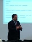 Mr. Diskin spoke during leadership lunch. Great job! Thank you.