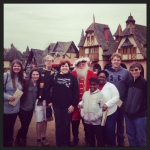History club spent their Saturday at the Ren Fest . Good times!