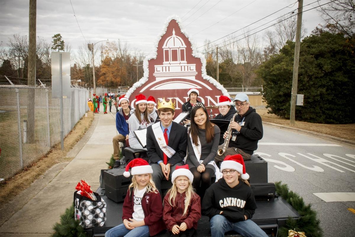 Concord Christmas Parade 2013