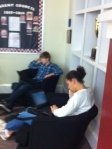 Using time wisely in the Commons.
