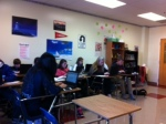 English II students blog.