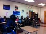 English II students blog.