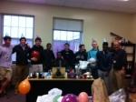 Davis / Jean Advisory Birthday party.