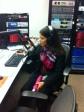 Nascar radio room.