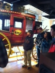 Wells Fargo tour last week in Winterm.