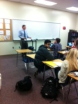 Mr. Campbell delivers a great lesson.