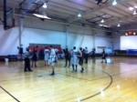 Basketball teams doing well.