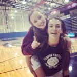 Go girls Jv Basketball!