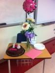 Cannon students enjoy celebrating birthdays together.
