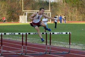 No hurdle too tall for them!