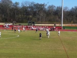 Way to go JV girls soccer!