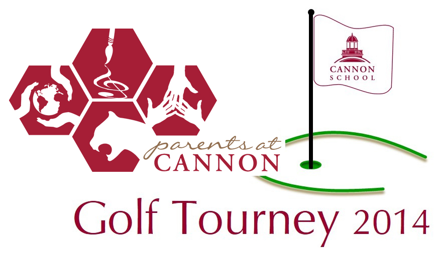 golf tournament stacked logo 2014