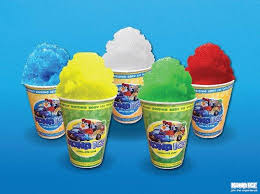 Enjoy a Kona Ice today.