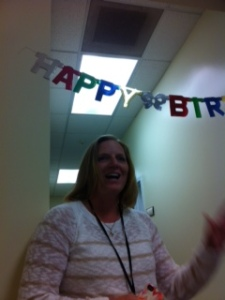 Happy Birthday Mrs. McClanahan.