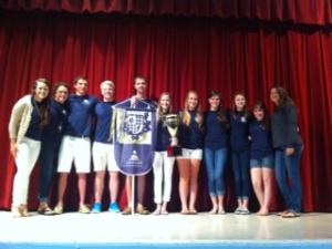 Congratulations House Impetus for winning the Gossage Cup!