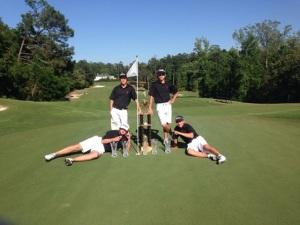Congratulations Boys Golf Team!!!