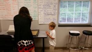 The tiniest Mattson helper.