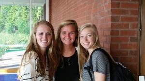 Beautiful senior faces.