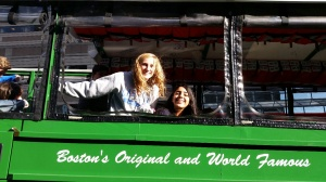 Duck Tour in Boston