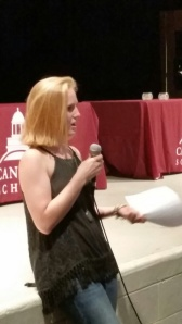 Kelli shares her passion f Governor's school and encourages others to apply.