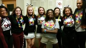 Seniors got spirit