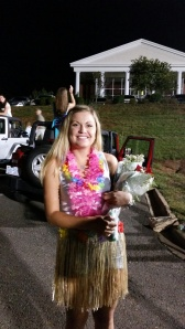 Great job Erin with homecoming events.
