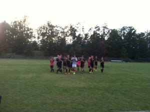 congratulations boys soccer team.