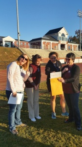House games brought faculty together.