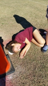 tired from house games.