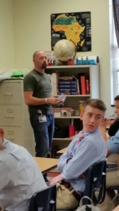 Mr. Booker worked effortlessly with Mr. Ruddy's advisory this past Friday.