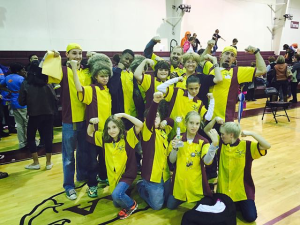 Brainy Yak champs! Congrats.