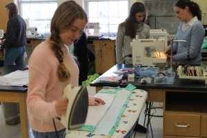 Winterm Sewing class