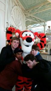 Feeling Tigerrrific!
