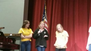 Integritas planned a great lip sync contest.