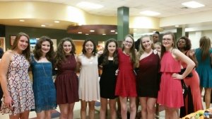 Beautiful ladies.