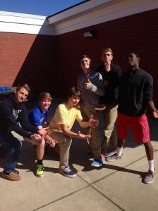 Freshmen squad