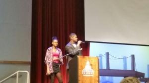 Dante and Jordan were wonderful hosts in the CPAC last week.