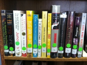 Great books for college bound students and life learners.
