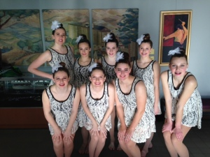 congratulations to our dancers!